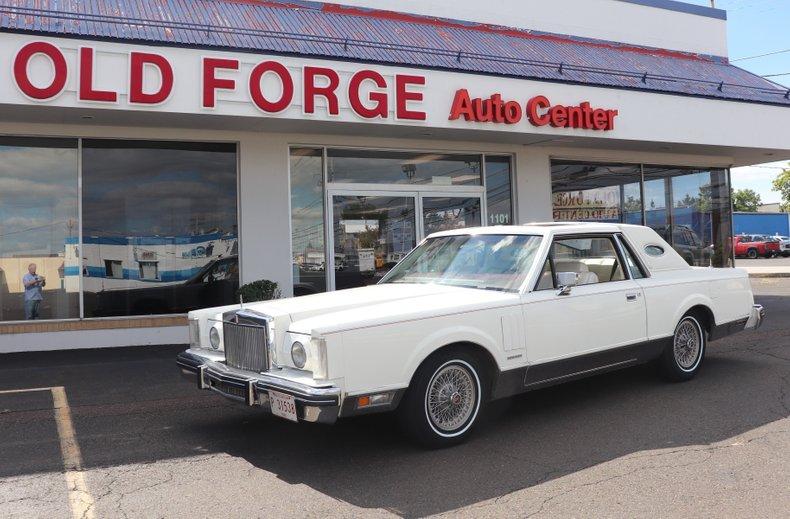 1981 Lincoln Mark VI Coupe