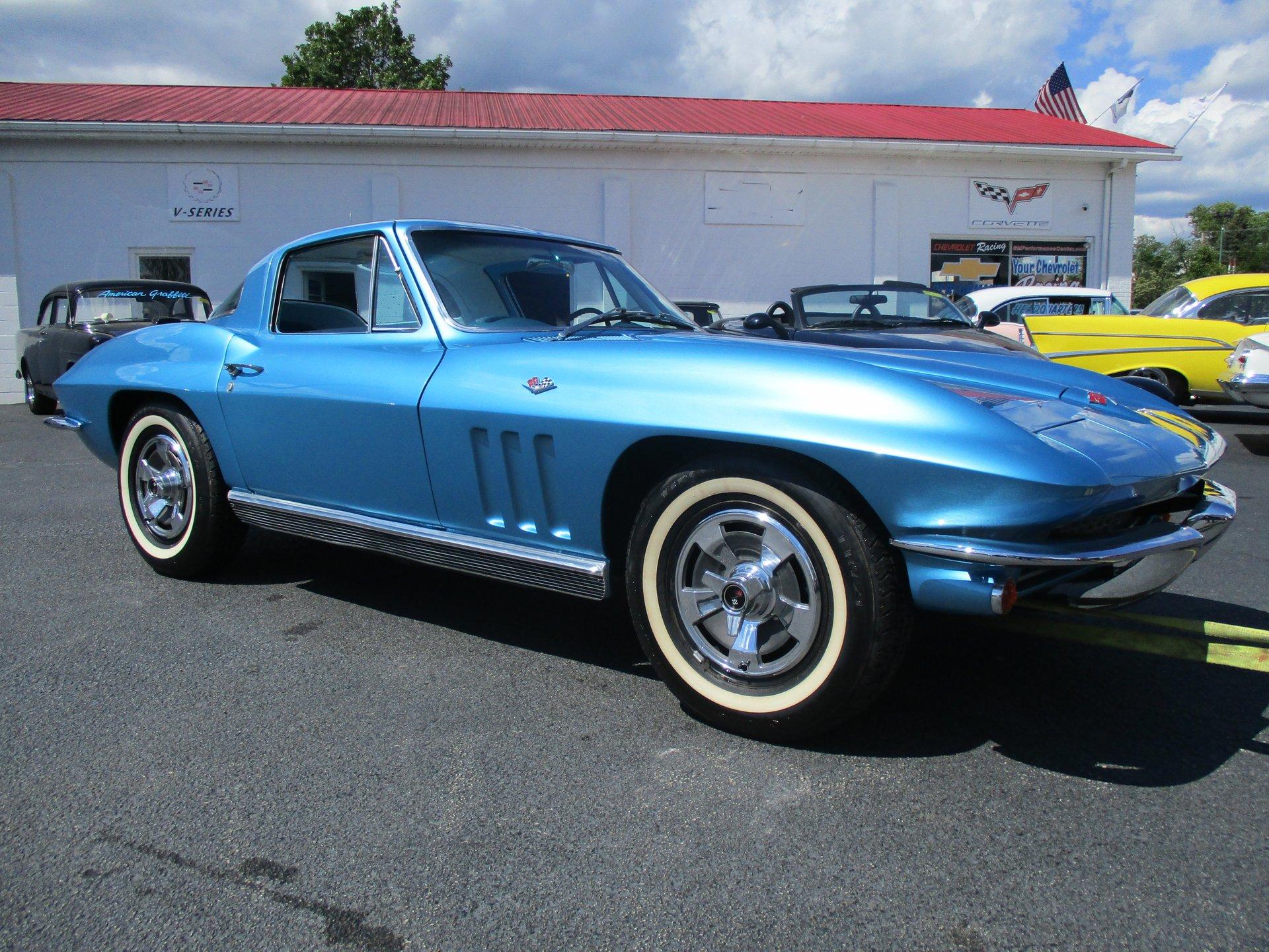 1966 Chevrolet Corvette | #1 Performance Center