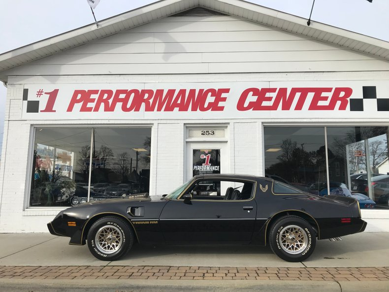 1979 Pontiac Trans Am For Sale