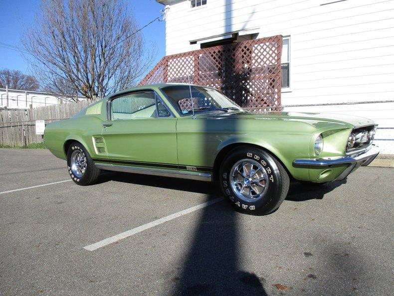 1967 Ford Mustang GTA 350