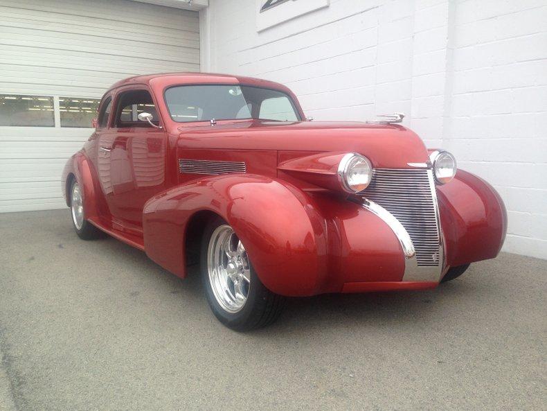 1939 Cadillac Custom