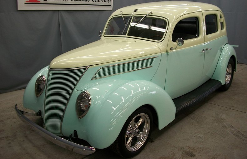 1937 Ford Street Rod For Sale