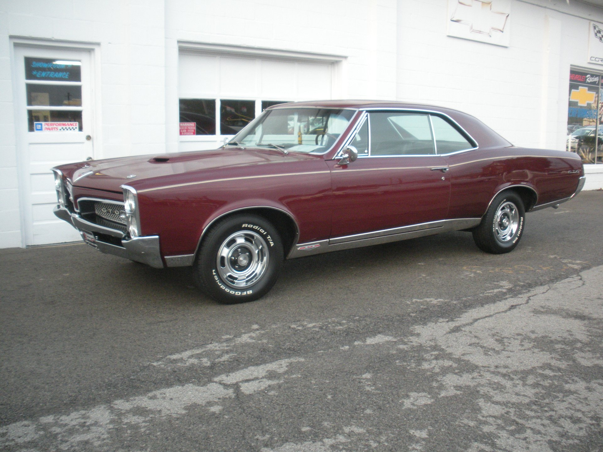 1967 Pontiac GTO for sale #3647 | MCG