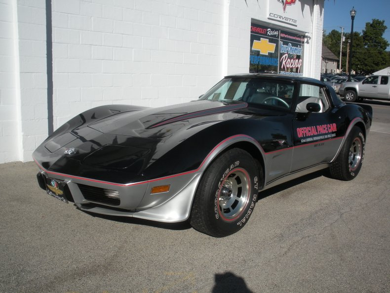 1978 Chevrolet Corvette Pace Car For Sale