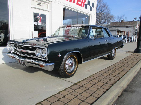 1965 Chevrolet Malibu For Sale