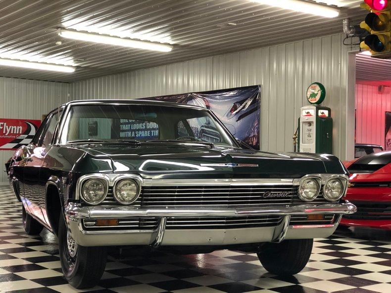 1965 Chevrolet Biscayne For Sale