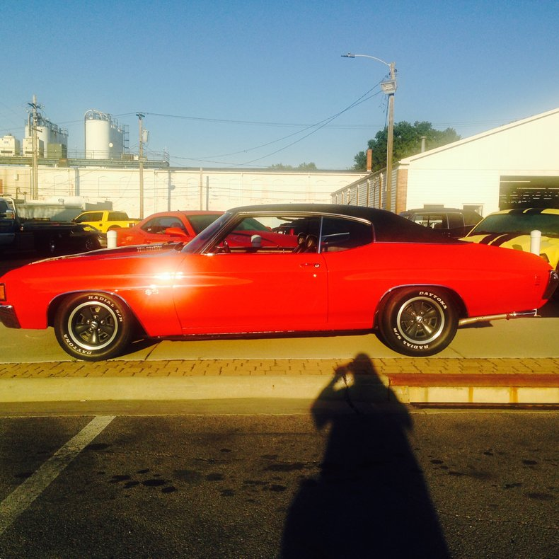 1972 Chevrolet Chevelle For Sale