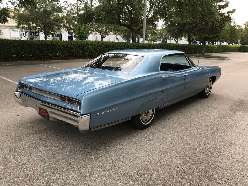 For Sale 1967 Pontiac Bonneville