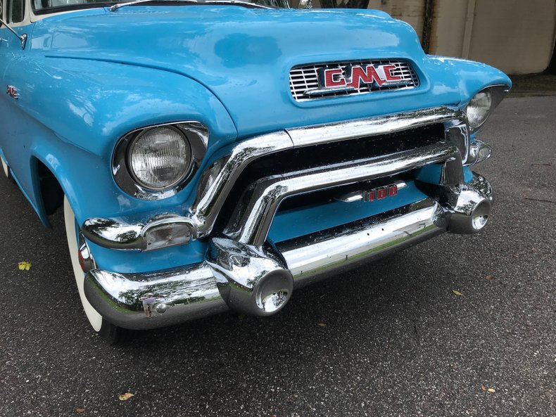 For Sale 1956 GMC 100