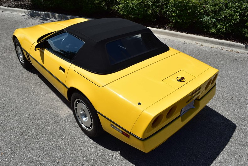 For Sale 1986 Chevrolet Corvette