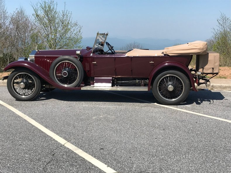 For Sale 1924 Rolls-Royce Silver Ghost