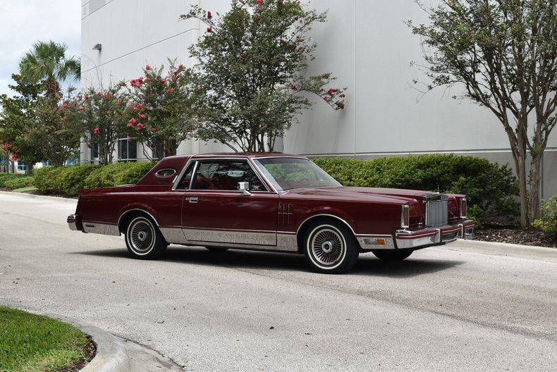 For Sale 1980 Lincoln Mark VI