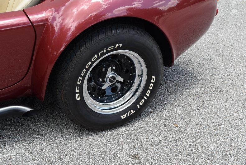 For Sale 1994 Shelby Cobra Replica
