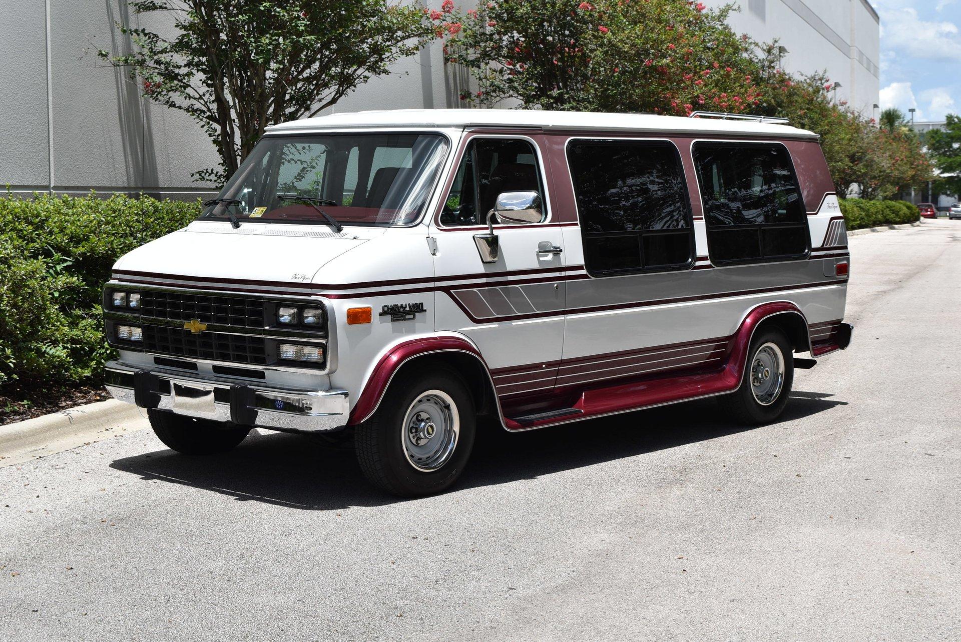 1992 Chevrolet G20