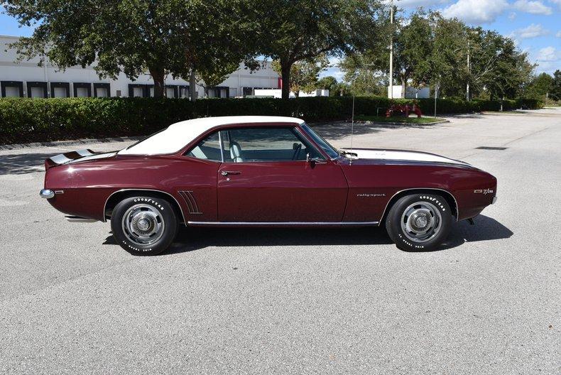 For Sale 1969 Chevrolet Camaro Z28