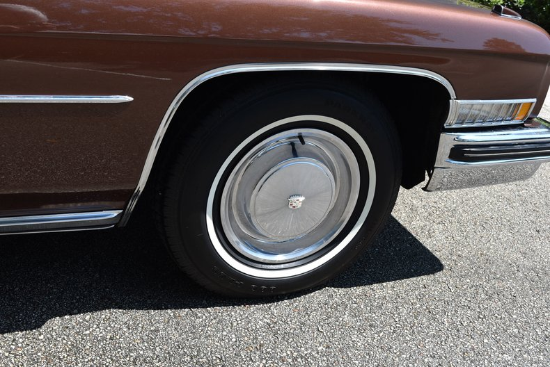 For Sale 1973 Cadillac Coupe DeVille