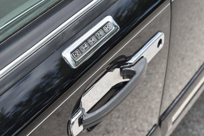 For Sale 1997 Lincoln Limousine