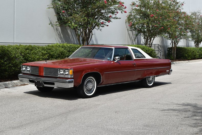 For Sale 1976 Oldsmobile 98
