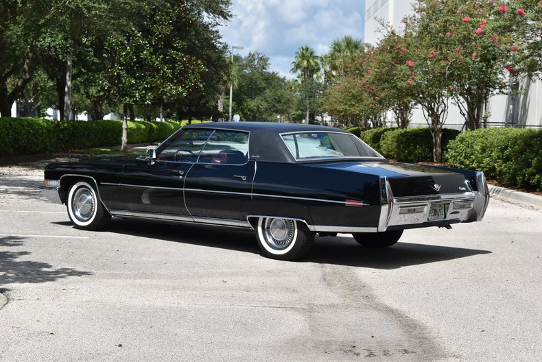 For Sale 1972 Cadillac Sedan DeVille
