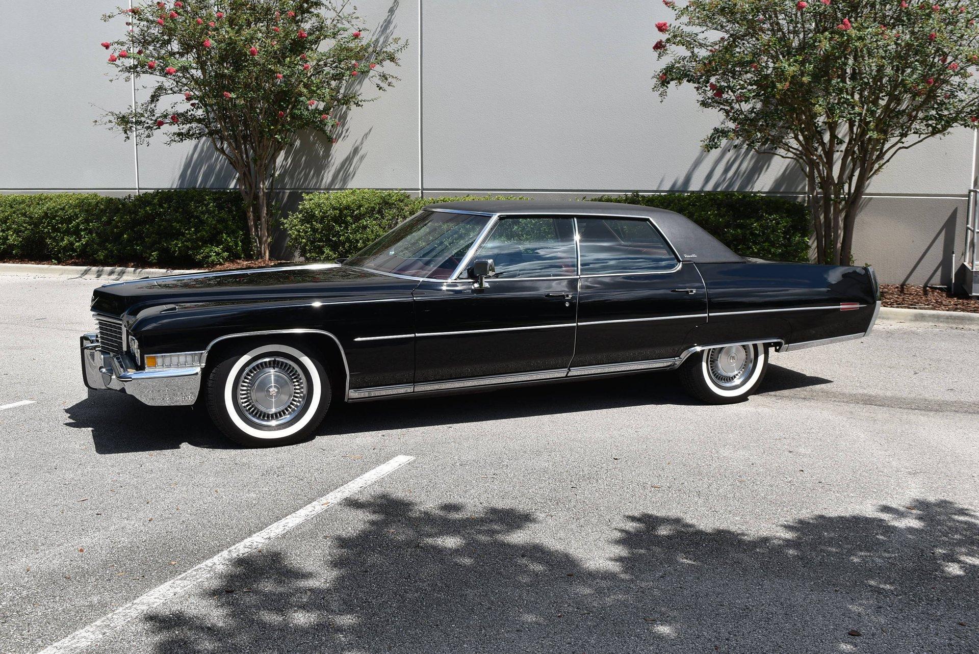 ... For Sale 1972 Cadillac Sedan DeVille ...