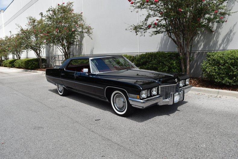 For Sale 1972 Cadillac Sedan DeVille