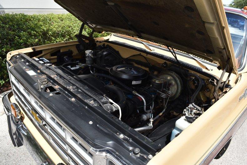 For Sale 1978 Chevrolet K-20