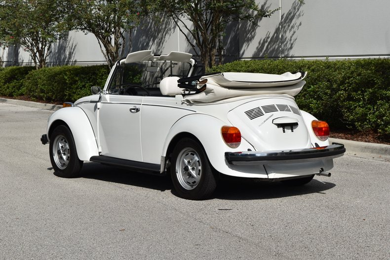 For Sale 1979 Volkswagen Beetle
