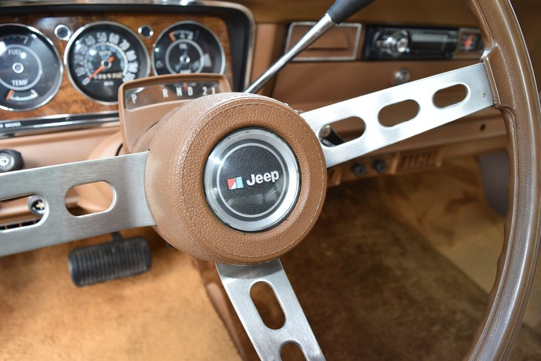 For Sale 1979 Jeep Wagoneer