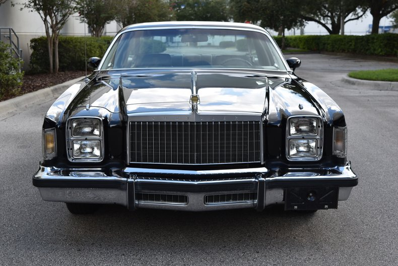 For Sale 1979 Chrysler Cordoba