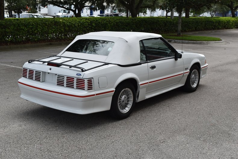 For Sale 1989 Ford Mustang GT