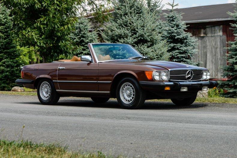 For Sale 1978 Mercedes-Benz 450SL