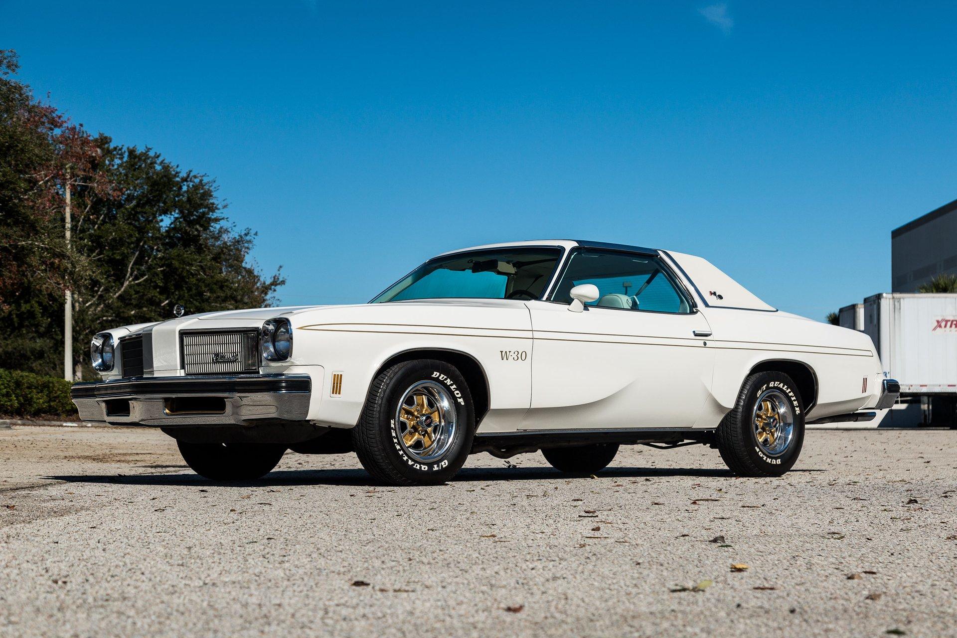 1975 Oldsmobile Cutlass Orlando Classic Cars