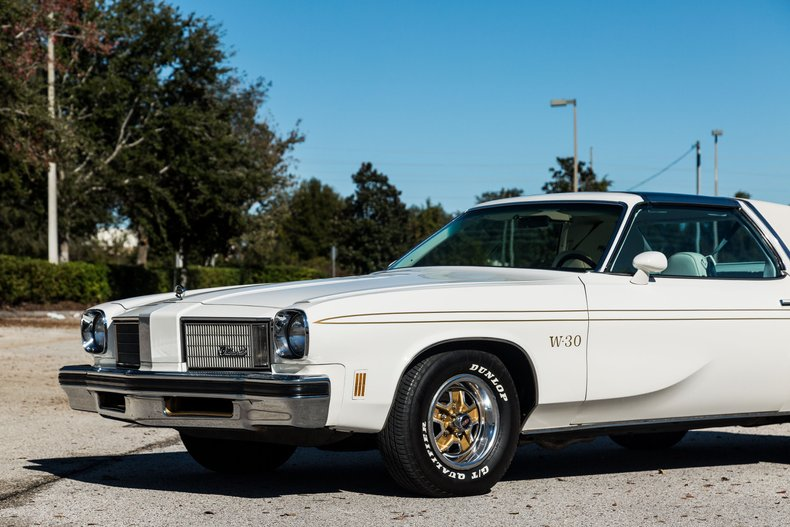 For Sale 1975 Oldsmobile Cutlass