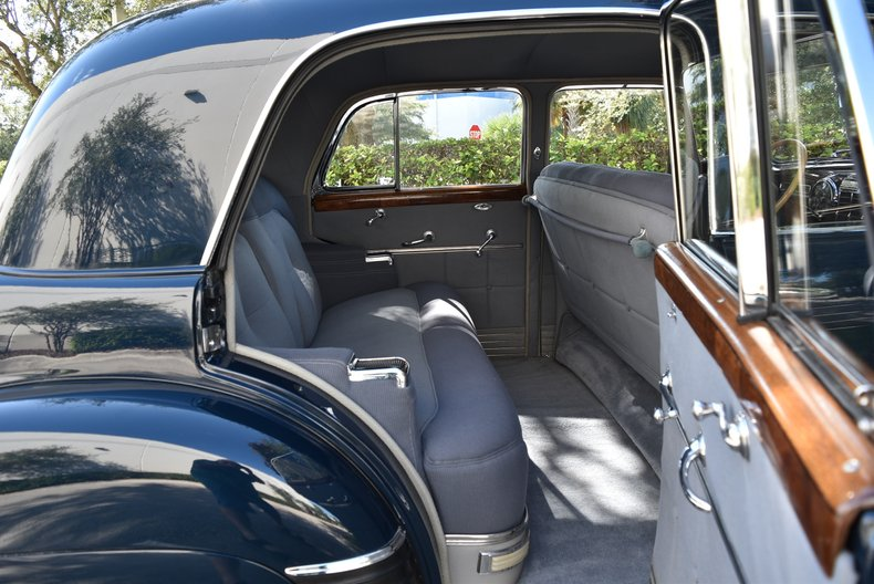 For Sale 1941 Cadillac Fleetwood 60S