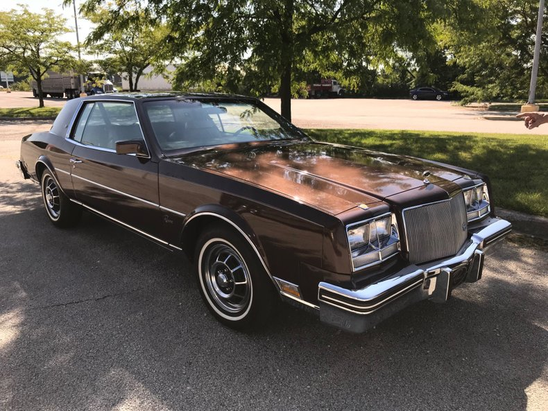 For Sale 1985 Buick Riviera
