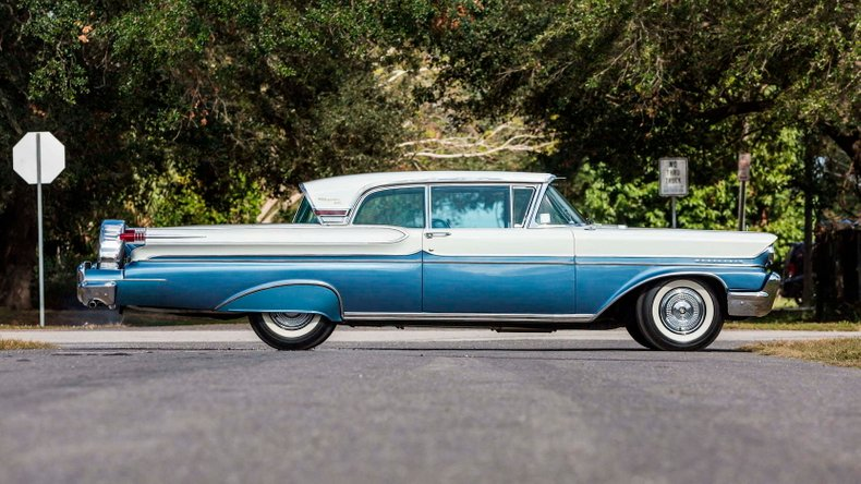 For Sale 1958 Mercury Turnpike Cruiser