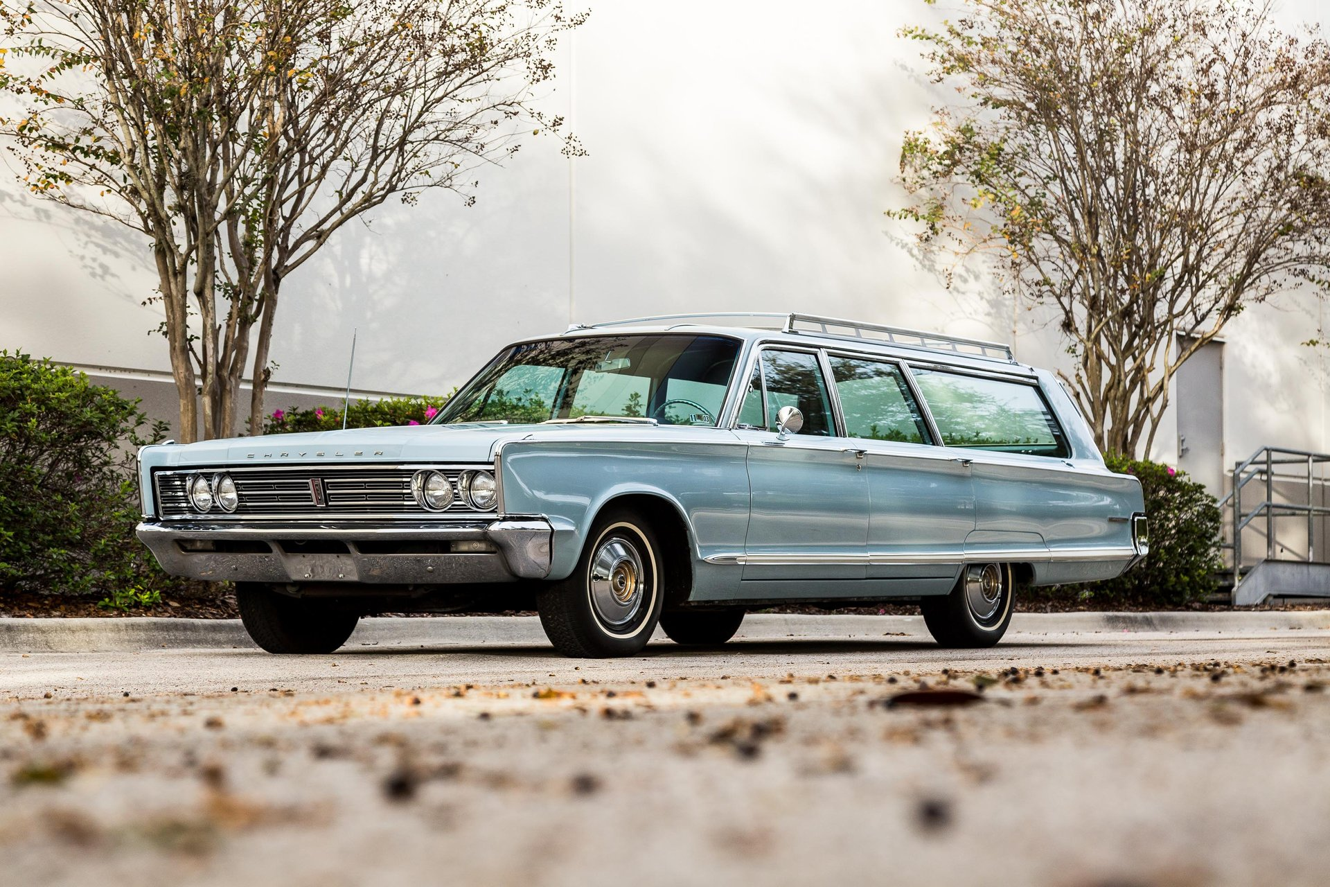 1966 Chrysler Town and Country