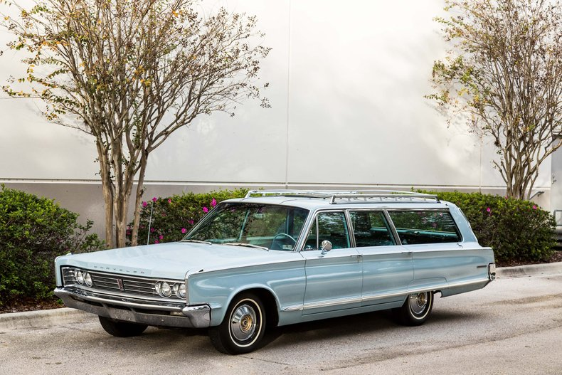 For Sale 1966 Chrysler Town and Country