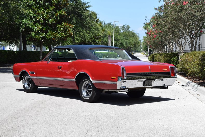 For Sale 1966 Oldsmobile 442
