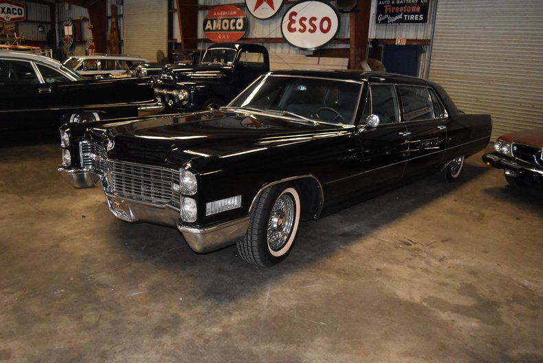 For Sale 1966 Cadillac Fleetwood 75 Limousine