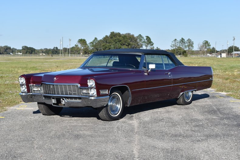 For Sale 1968 Cadillac DeVille
