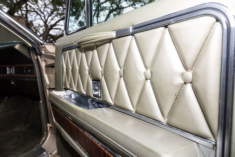 For Sale 1968 Lincoln Continental