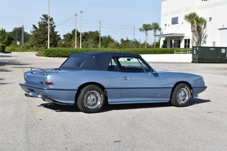For Sale 1989 Avanti Convertible