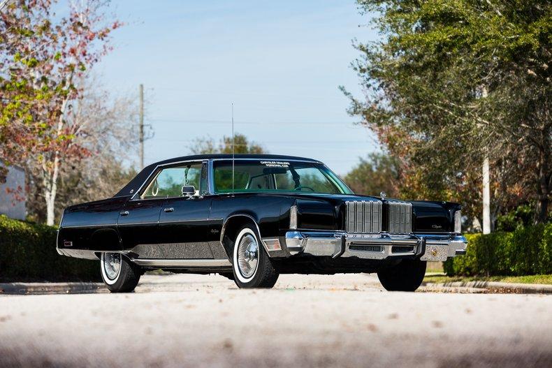 1978 Chrysler New Yorker For Sale