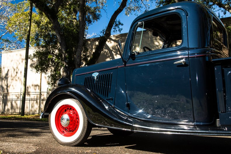 For Sale 1935 Ford Pickup