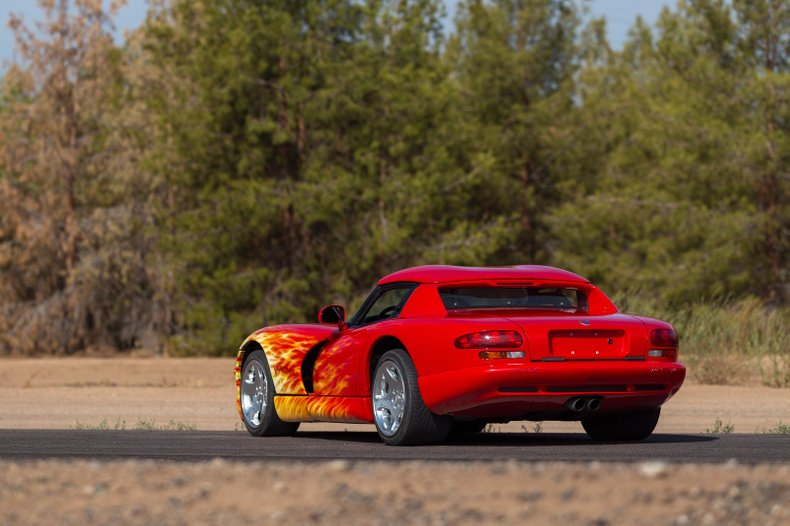 For Sale 1999 Dodge Viper