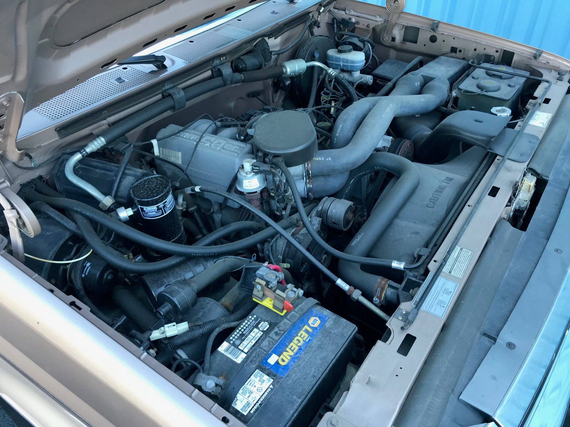1992 ford f150 motor