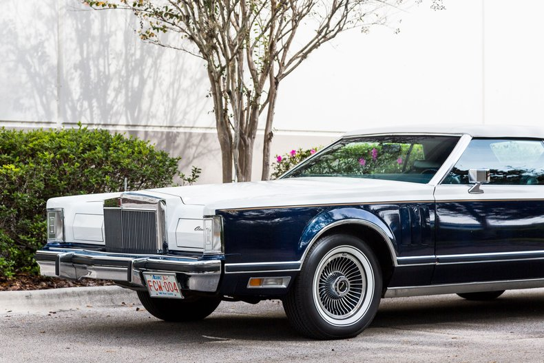 For Sale 1979 Lincoln Mark V