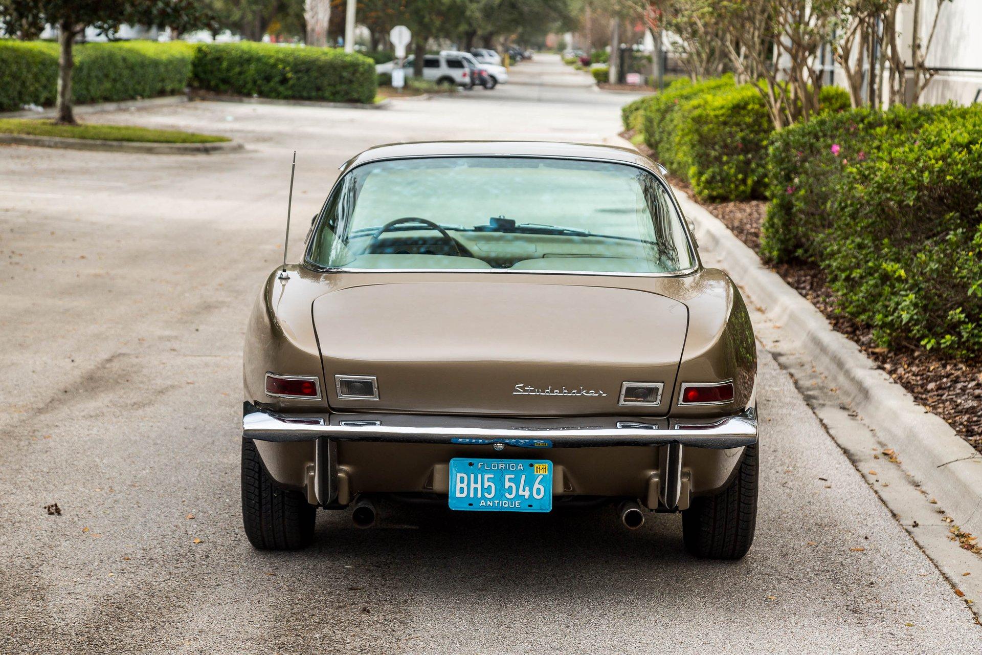1963 Studebaker Avanti | Orlando Classic Cars