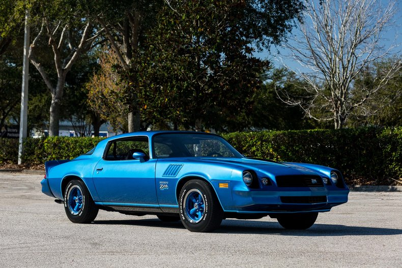 For Sale 1978 Chevrolet Camaro Z28